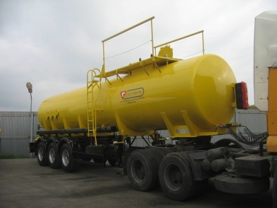 Tankers for chemicals transportation SF3825 - ЗАО «Сеспель»