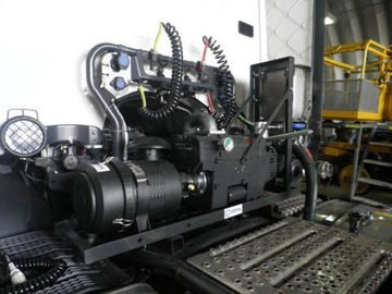Installation of compressors in chassis with PTO drive