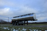 3-axle semitrailer for food products transportation SF3025 - 2 |  ЗАО «Сеспель»