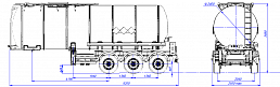 SF3B30.1S fifth-wheel 1350, 1 compartment_09 - ЗАО «Сеспель»