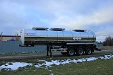 3-axle semitrailer for food products transportation SF3025 - 3 |  ЗАО «Сеспель»