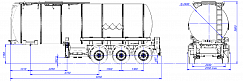 SF3B30.1S fifth-wheel 1250, 1 compartment_08 - ЗАО «Сеспель»